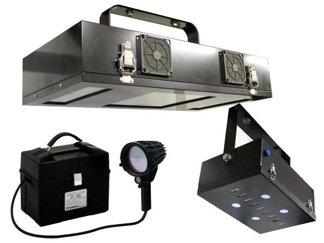 Black Light untuk Pengujian Non-destruktif dan Penggunaan Umum